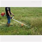 单人除草微耕机 园林设备锄草机 斜跨割草机