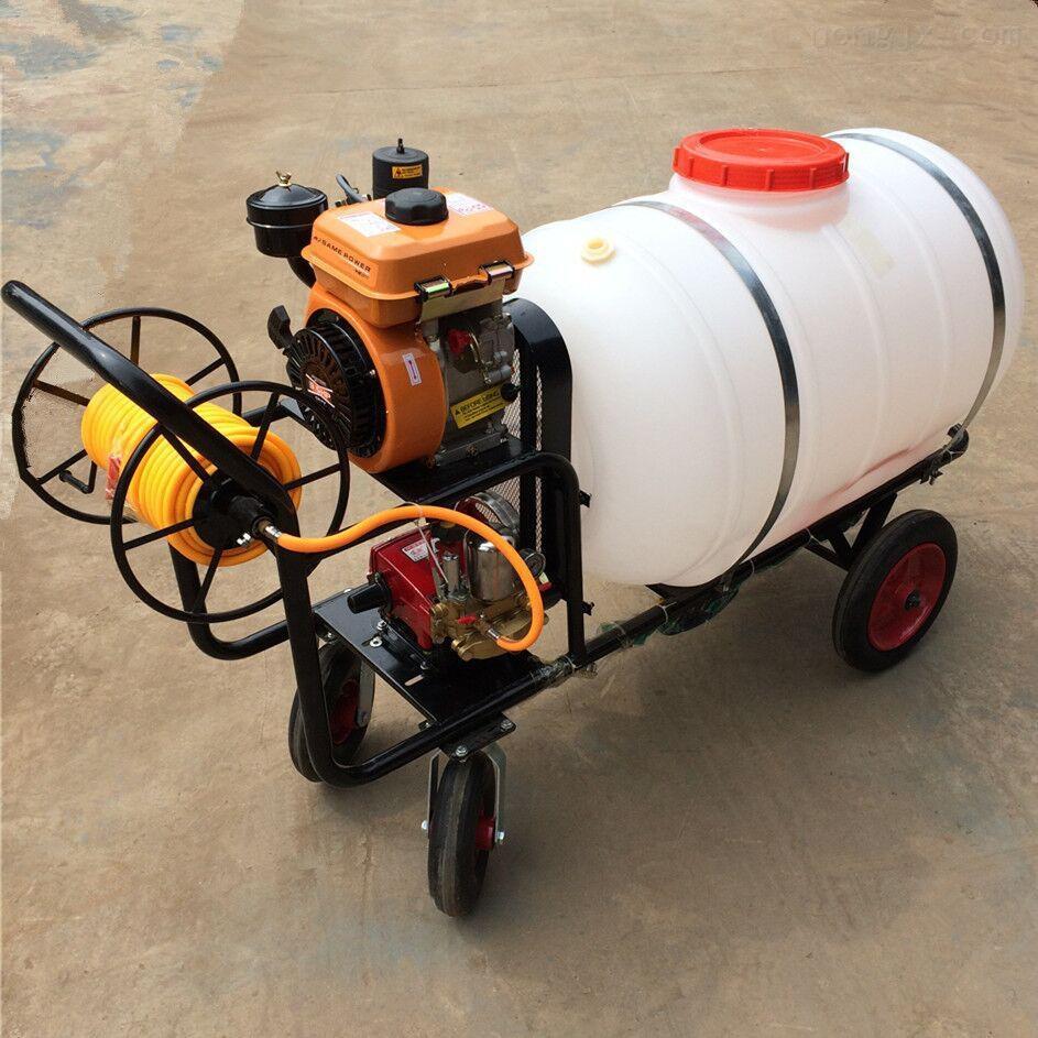 果蔬灭虫打药喷雾机 自走式柴油喷雾器