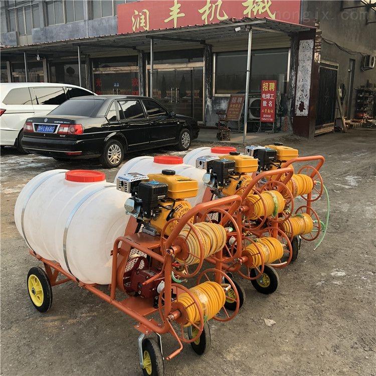 电动推车式打药机 汽油柴油的高压喷雾器