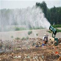 生活垃圾填埋场喷淋除臭机厂家直销