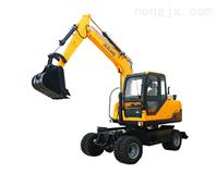 JHW70轮式挖掘机