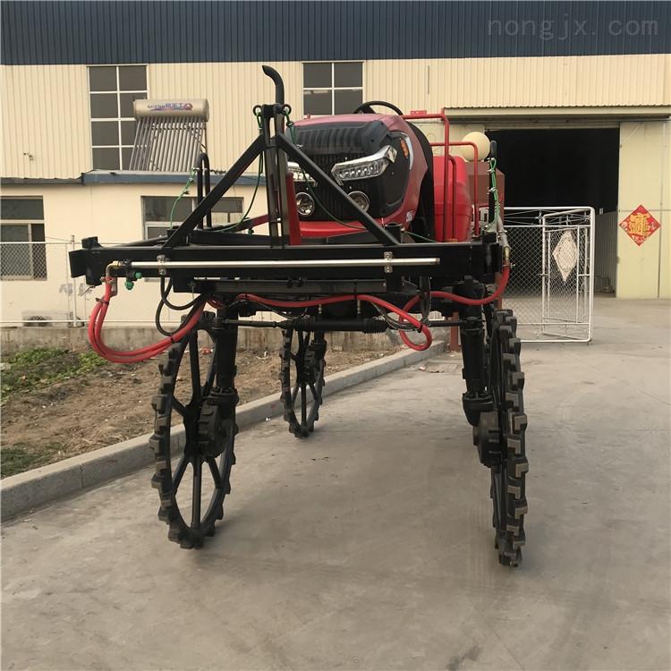 自走式喷杆喷雾机生产厂家