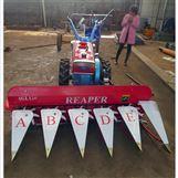 艾草收割机 农用四轮割晒机 收割铡碎一体机