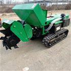FX-KGJ自走式除草施肥机 履带果园开沟机价格