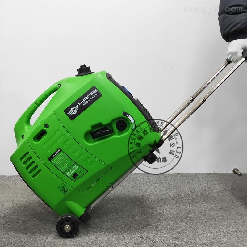 野炊用3KW小型汽油发电机