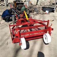 拖拉机牵引式大葱收获机  汽油款收蒜机