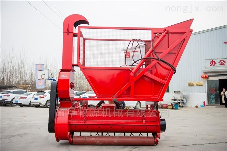 玉米秸秆青贮机 玉米杆青储收获机