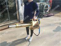 葡萄病虫喷雾器 农用手推打药机 除尘喷药机