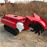 大棚种植用旋耕开沟机 除草翻土回填施肥机