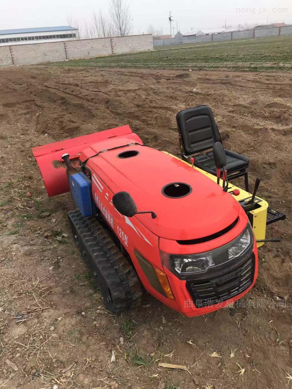 五大工具配置履帶開溝機 多種土地耕整機