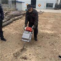 树木移栽机 加长链条移苗机 割土断根挖树机