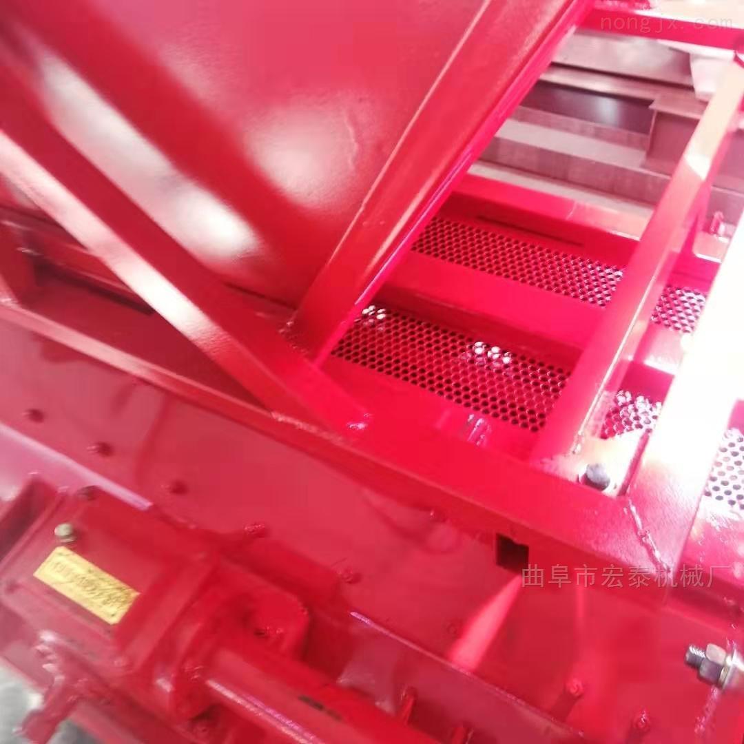 全自动拖拉机背负式秸秆回收机粉碎抛洒收集
