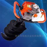 多功能汽油便携挖坑机