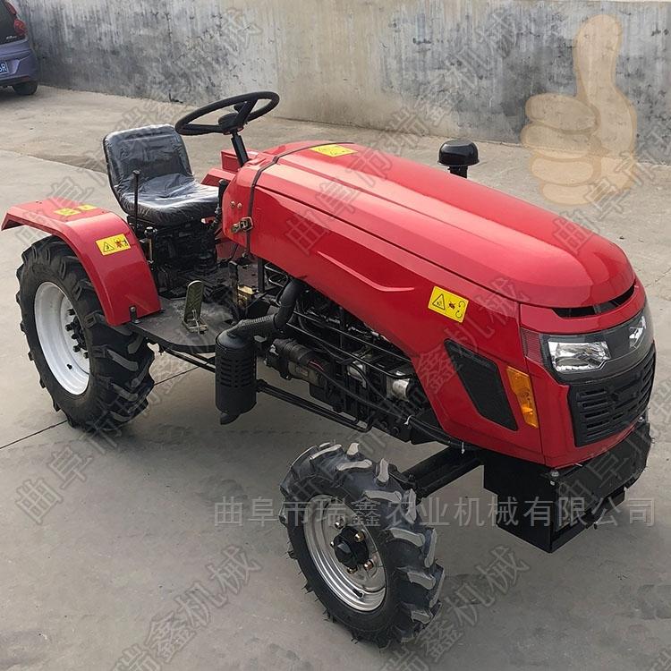 多缸农用拖拉机 四轮旋耕机