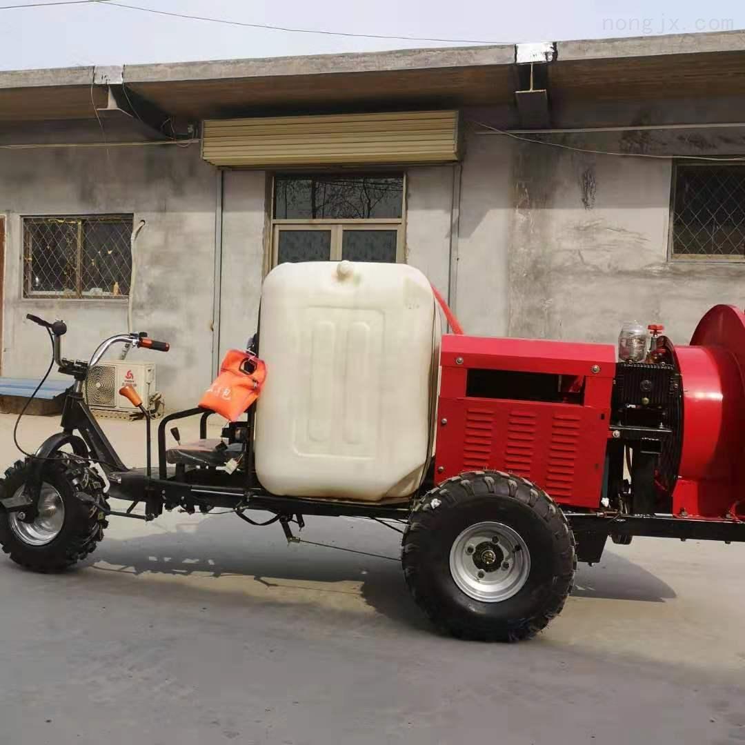 綠化園林噴霧器 手推式拉管式打藥車