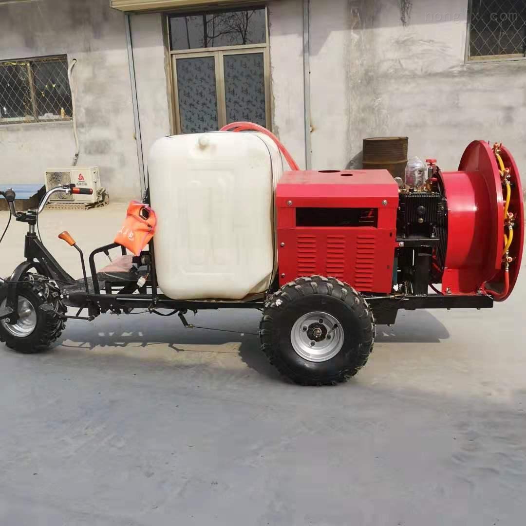 400升汽油噴霧器 養殖場帶藥桶消毒打藥車
