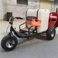 柴油风送打药机 三轮自走式喷雾器