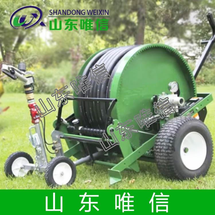 自走式喷灌机用途