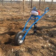 多功能挖树坑机 移栽挖坑机价格
