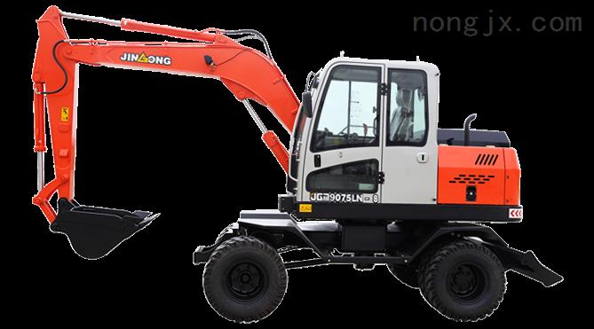 轮式挖掘机JGM910LN