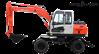 轮式挖掘机GM9075LN-8