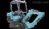 微型挖掘机JGM9018-2