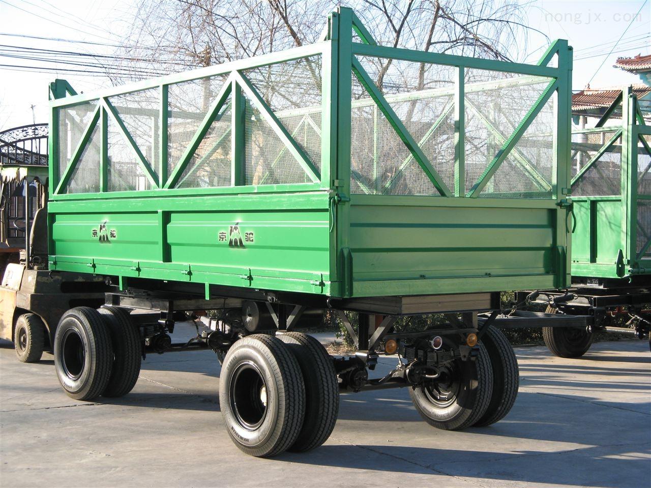 8吨农用挂车