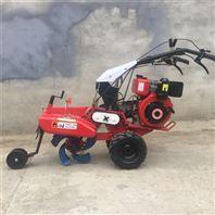 风冷柴油旋耕机 手扶草莓种植开沟培土机