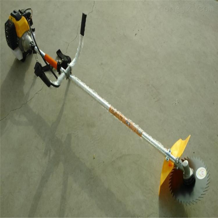 背负式小型稻麦收割机 二冲程汽油割草机