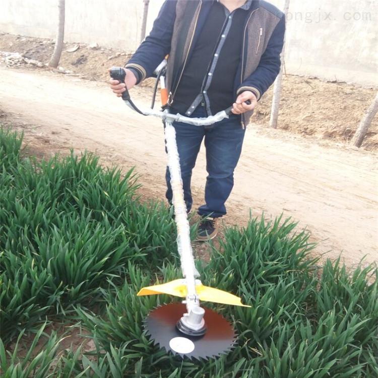 家用小型割草机 农用开荒打草机 稻麦收割机