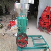 电机带动饲料颗粒机 小型养殖用饲料造粒机