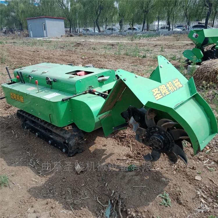田园管理机果园小型微耕机