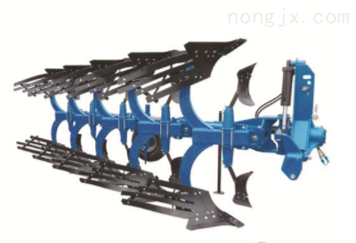 液压翻转犁(BX型)