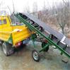 田间装粮用皮带运输机 集装箱上货传送带