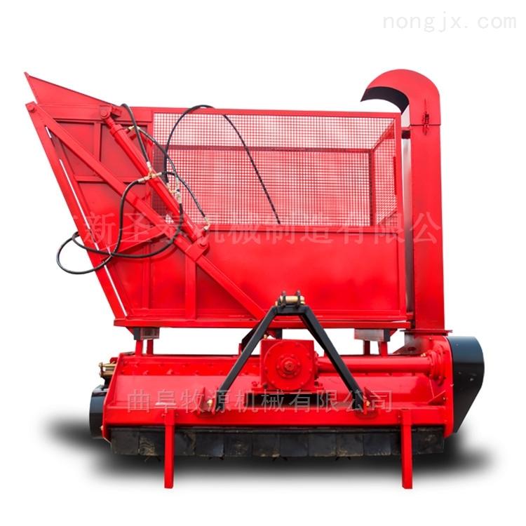 圣泰1300秸秆粉碎回收机价格
