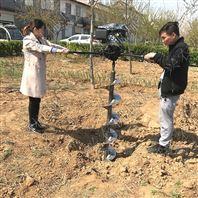 大马力苗圃植树挖坑机