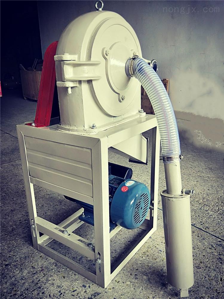 小型自吸式玉米粉碎机