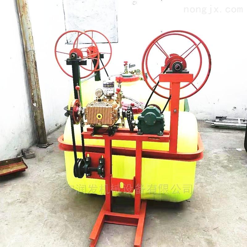 拖拉机悬挂打药机 农用悬挂式喷雾机