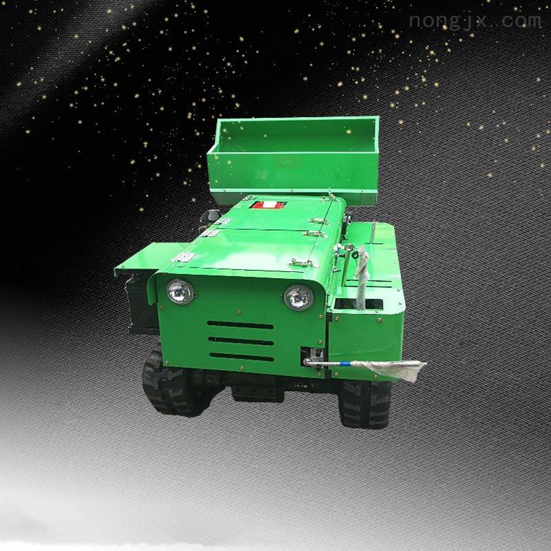 自走式果园开沟施肥机  柴油履带旋耕机价格