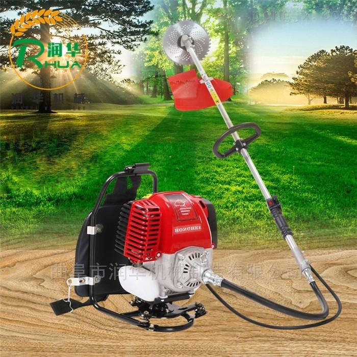 机械化收割牧草割草机 果园锄地松土打草机