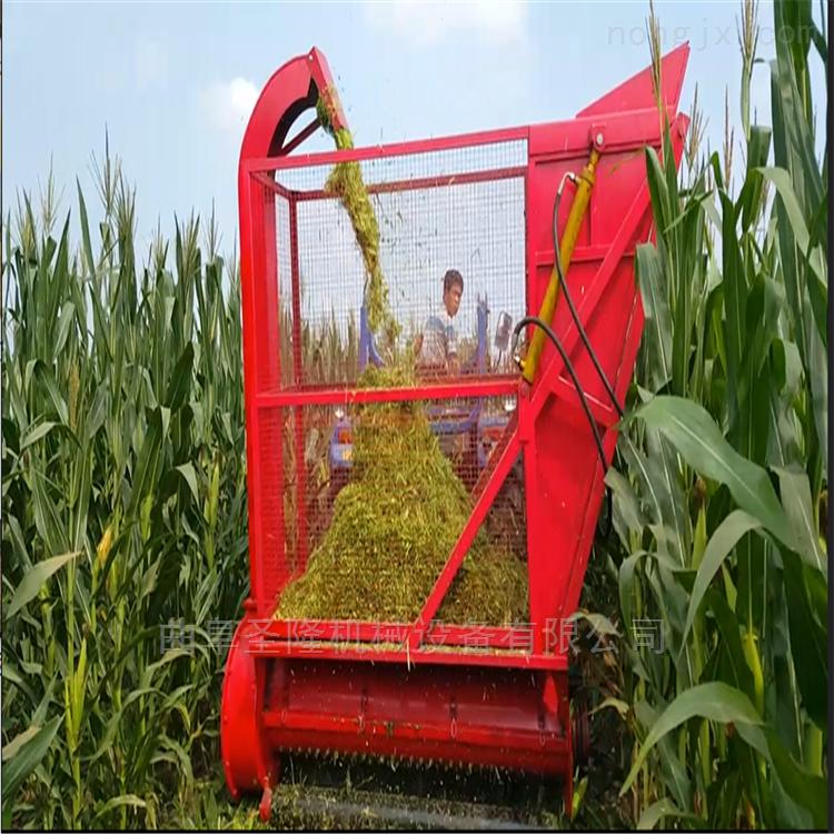 秸秆回收机玉米秸秆青储收获机