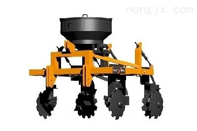 M518 甘蔗宿根中耕施肥机