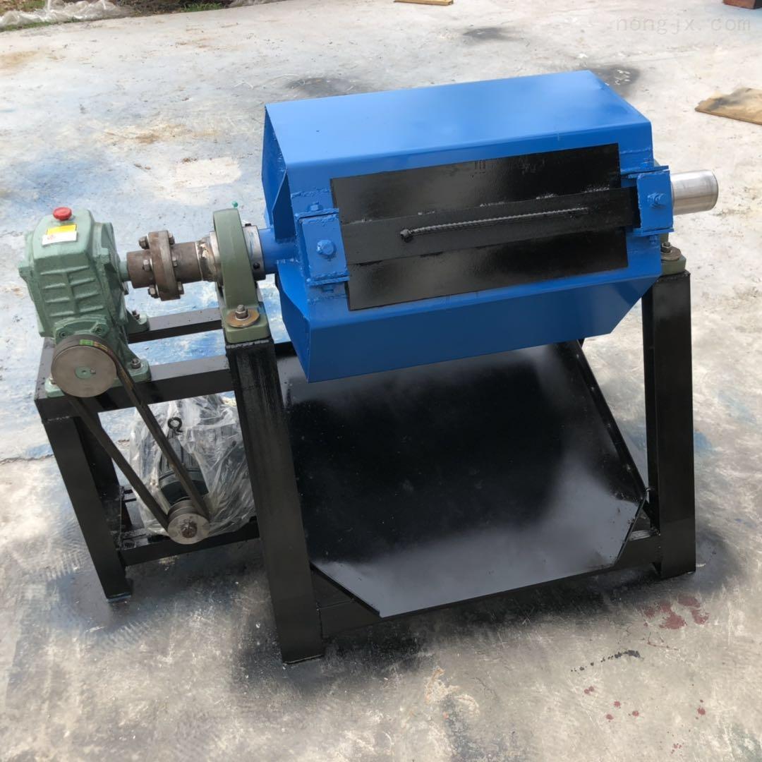氧化铁皮耐磨件除锈机  六角滚筒自动抛光机