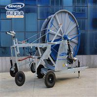 卷盤式噴灌機圓形絞盤式澆地農田灌溉設備