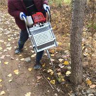 合资链锯式起树机 便捷式自动刨树机