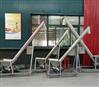 猪饲料运送钢管提升机 工厂输送线上料机