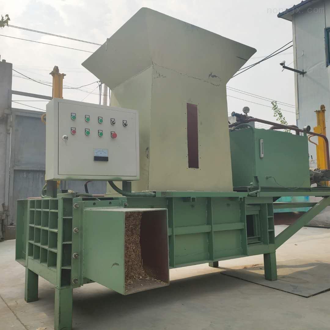 棉花液压打包机 10吨棉被打块机