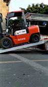 盐城市大象牌4米○航空铝合金叉车铝梯