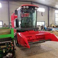 自走式玉米青儲飼料收割機