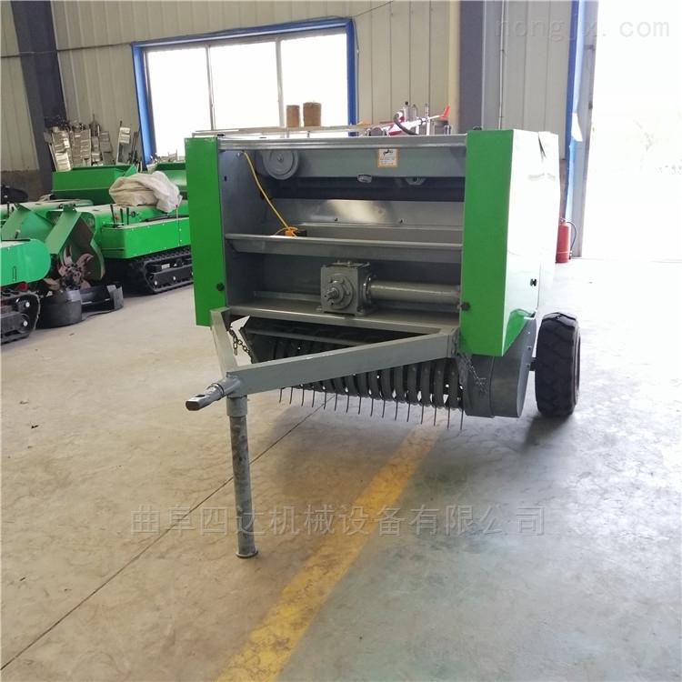9YJ50-80-拖拉机牵引式玉米秸秆捡拾打捆机